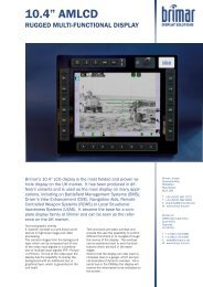 "Rugged Multi-Functional 10.4"" Display - AMLCD.pdf - Military ..."