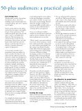 Presenting to 50-plus audiences - Active for Life - Page 2