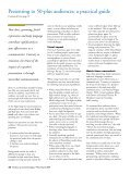 Presenting to 50-plus audiences - Active for Life - Page 3
