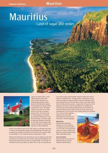 Mauritius - Airep