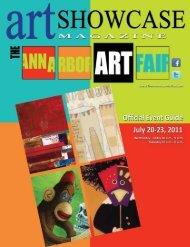 2011 Ann Arbor Art Fair Guide - Ann Arbor Area Convention and ...