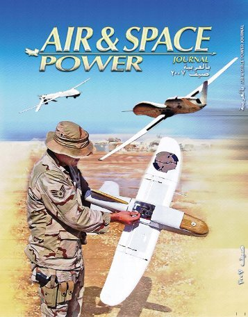 الصيف 2007 - Air & Space Power Chronicle