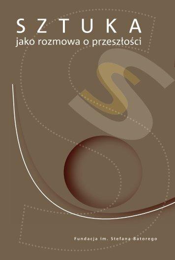 PDF 835 KB - Fundacja im. Stefana Batorego