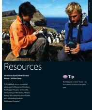 R e so u rce s 2010 Ocean Optics Photo Contest Winner ... - NDN
