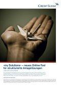Von der Werkbank zur Denkfabrik - SIX Structured Products - Seite 2