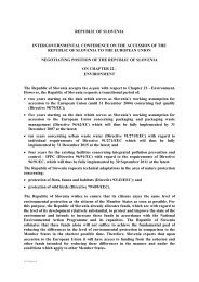 republic of slovenia intergovernmental conference on the accession ...