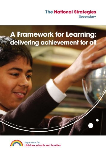 A Framework for Learning - Digital Education Resource Archive ...
