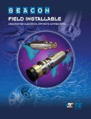 FIELD INSTALLABLE Catalog Section - Seacon