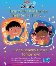 Help Your Child Have a Bright Smile Today - Colgate