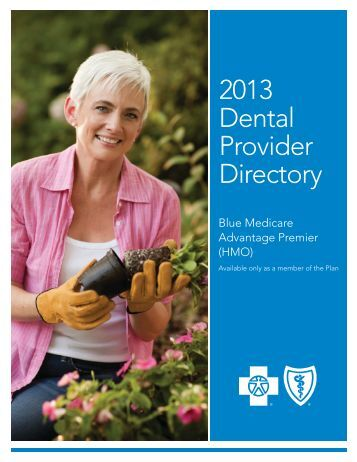Dental Provider Directory Maricopa County - azbluemedicare.com
