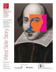 Westside 2nd Print.indd - Stratford Festival