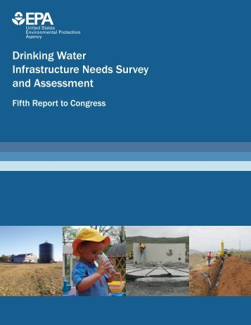 Drinking Water Infrastructure Needs Survey and Assessment: Fifth ...