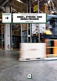 meSS-, Steuer- und regeltechniK - Felderer