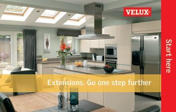 Extensions Mini Guide - Velux