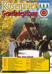 03. Ausgabe 2002 (0 bytes) - Rosenau am Hengstpaß