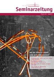 Seminarzeitung-PDF - Priesterseminar Hamburg