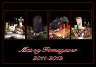 Mat og Firmagaver 2011-2012 - NorgesProfil AS