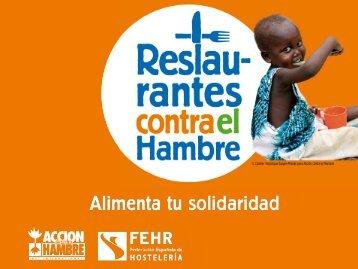 Desnutrición Infantil - Acción Contra el Hambre