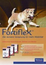 fortiflex_produktinfo.pdf - Virbac Tierarzneimittel GmbH
