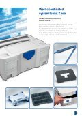 systainer ® T-Loc inserts - Page 7
