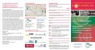 Summer School 2012 Programm (PDF) - CUTEC-Institut GmbH