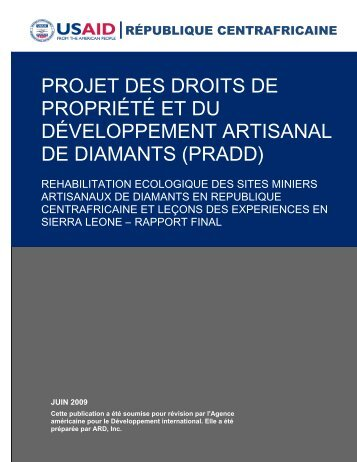 pradd - Land Tenure and Property Rights Portal