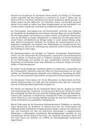Vorwort Anlässlich der diesjährigen 46. Kulmbacher Woche werden ...