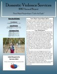 2013 Annual Report - Saginaw Chippewa Indian Tribe of Michigan - Page 6