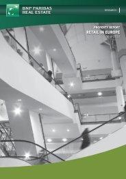 property report retail in europe - DANOS