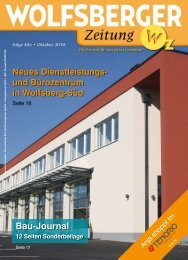 Bau-Journal - Wolfsberger Zeitung