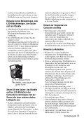 Menü - Video Data - Page 3