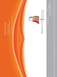Bone Spreading: - BioHorizons