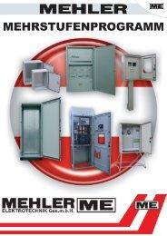 MEHRSTUFENPROGRAMM - Mehler Elektrotechnik Ges.m.b.H