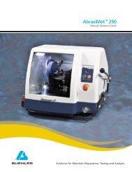 AbrasiMet™ 250 - Buehler