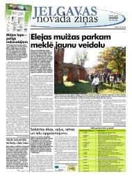 2010. gada oktobris Nr.10 - Jelgavas rajona padome