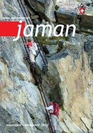 novembre - décembre 2012 www.cas-jaman.ch - Club Alpin Suisse ...