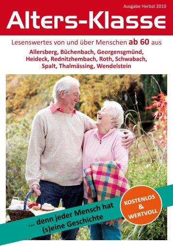 """Die """"Ich-AG"""" oder der """"Goldene Weg"""" ins ... - Alters-Klasse"""