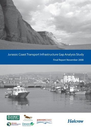 Jurassic Coast Transport Infrastructure Gap Analysis Study