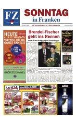 FZ - Sonntag in Franken E-Paper