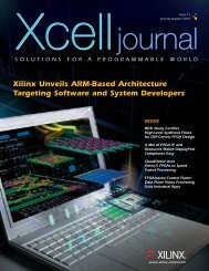 Xcell Journal Issue 71 - Xilinx