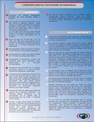 Categoria especial por razones de humanidad.pdf - Dirección ...