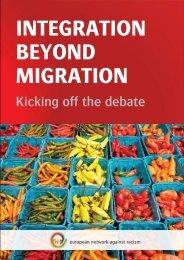 Integration beyond Migration - Pobal