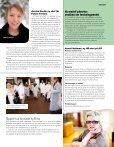Agneta Melin ökar insatsen för miljön - SLU - Page 3