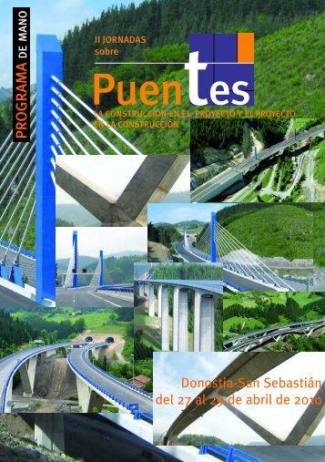 Programa - Asociación Española de la Carretera