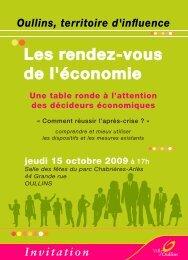 Invit A5 rdv economie DVersion.pdf - Oullins centre-ville