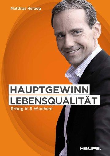 Geleitwort von Sören Anders - Matthias Herzog