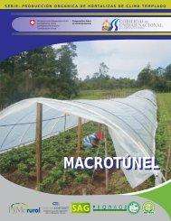 Construccion de macrotuneles - SITRural