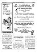(1. Advent) im Ev. Gemeindehaus von 14.00 - Gemeinde Bischofsgrün - Seite 3