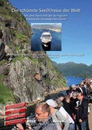Die schönste See(h)reise der Welt - Blitz-Reisen HomePage