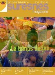 Suresnes Magazine - février 2008